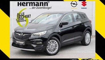 Opel Grandland X 1,2 Turbo Direct Inj Innovation Sta... SUV / Geländewagen