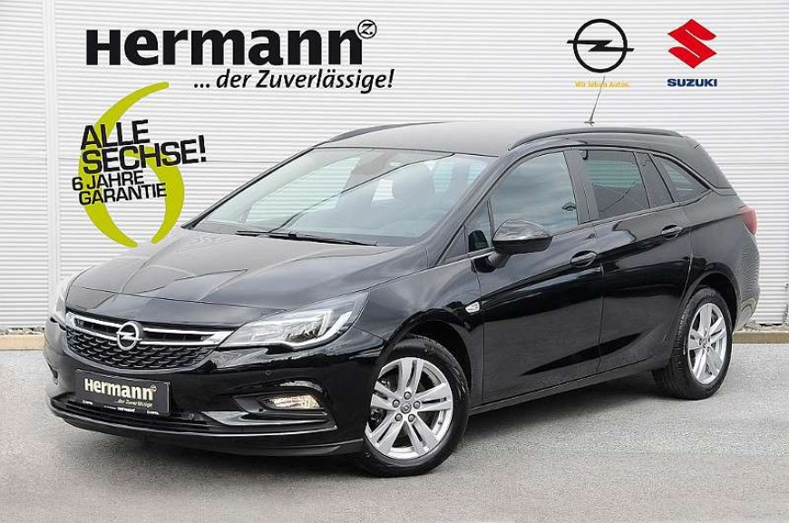 Opel Astra ST 1,4 Turbo Direct Injection Österreich ... Kombi / Family Van