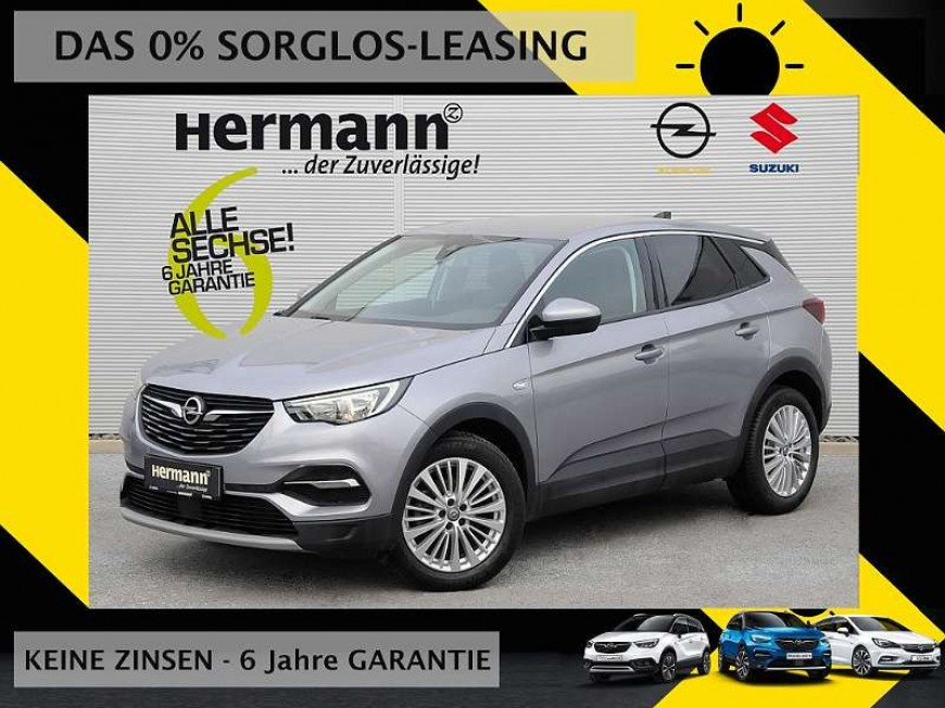 Opel Grandland X 1,5 CDTI BlueInjection Innovation S... SUV / Geländewagen